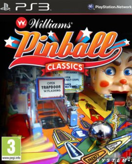 [PS3] Williams Pinball Classics