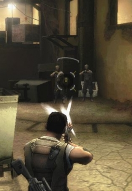 [PSP] Syphon Filter: Logan's Shadow (FULL) [2007|Русский]