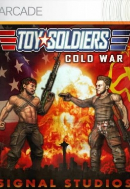 [ARCADE]Toy Soldiers: Cold War [Region Free / ENG]
