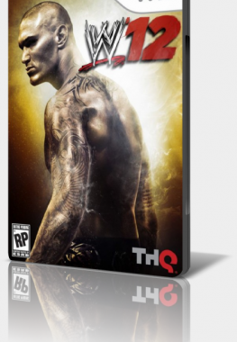 {Wii} WWE 12 [PAL, Multi5]