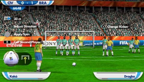 Psp World Cup Psp 2010 Fifa World Cup