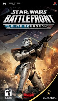 [PSP] Star Wars Battlefront Elite Squadron [ENG][2009, Third-person shooter]