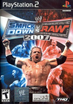 [PS2] WWE SmackDown! vs RAW 2007 [PAL/ENG]