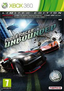 Ridge Racer Unbounded (2012) [ENG/FULL/Freeboot][JTag] XBOX360