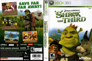 Shrek the Third (2007) [Region Free][FULLRUS][L] (XGD2)