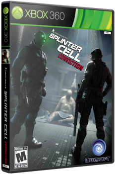 Tom Clansy's Splinter Cell Conviction (2010) [PAL] [RUSSOUND] [L-P]