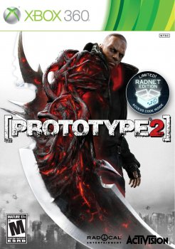 [XBOX360] PROTOTYPE 2 [REGION FREE/RUSSOUND] (РЕЛИЗ ОТ R.G. DSHOCK)LT+ 3.0