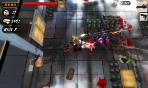 (Android) Dead on Arrival (1.1) [Action, Любое, Английский]