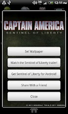 [Android] Captain America: Sentinel of Liberty (2011)