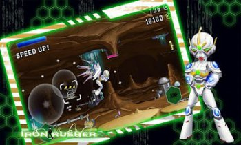 [Android] Iron Rusher (1.01) [Аркада, ENG]