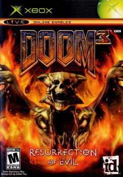Doom 3: Resurrection of Evil (2005) [PAL][ENG][L][DVD9]