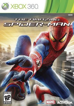 [XBOX 360] The Amazing Spider-Man [Region Free][ENG] (LT+2.0\14719)
