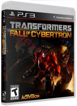 Transformers: Fall of Cybertron [USA/ENG][DEX]