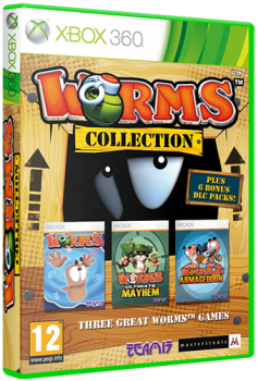 WORMS COLLECTION [PAL/ENG]