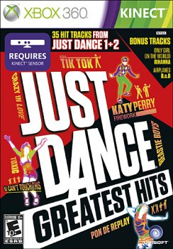 Just Dance Greatest Hits [Region Free / ENG]