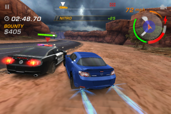 Nееd For Spееd™ Hot Pursuit (2010) [1.2.35] [iOS 4.0] [SD] [ENG]