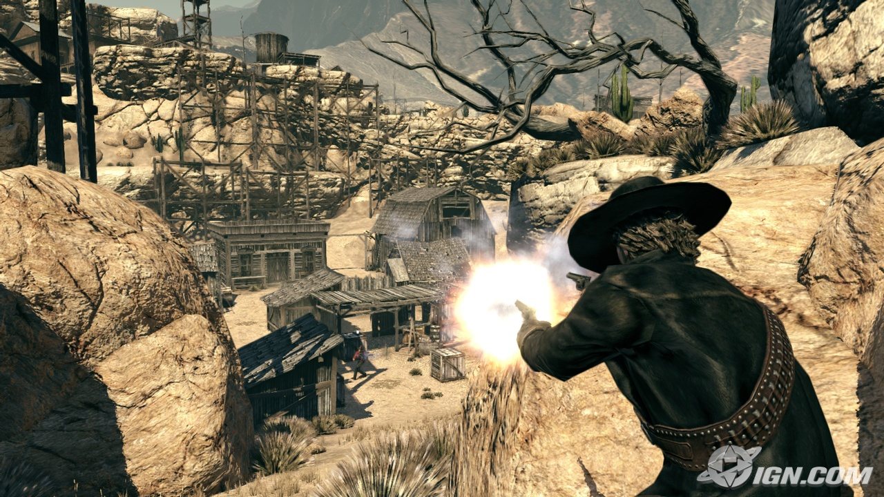 Call Of Juarez Bound In Blood Cheats Ps3