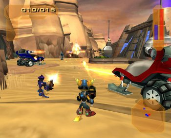 [PS2] Ratchet & Clank: Up Your Arsenal [PAL/RUS]
