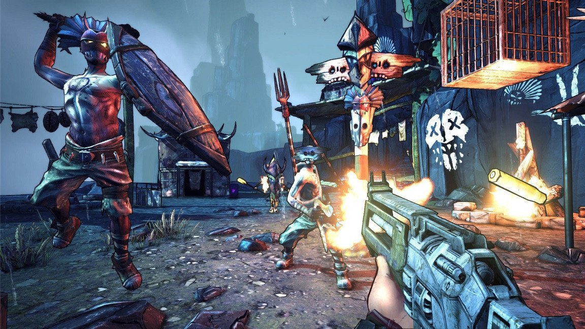 Скачать borderlands 2 ps3 rus