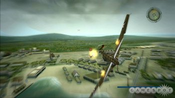 [XBOX360]Blazing Angels: Squadrons of WWII (2006) [Region Free][ENG]