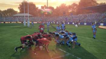 [XBOX360]Jonah Lomu Rugby Challenge 2 [Region Free] [ENG]