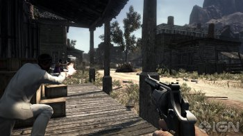 [XBOX360][JTAG/FULL] Call of Juarez: The Cartel [JtagRip/Russound]