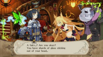 [PS3]The Witch and the Hundred Knight [EUR/ENG] [DUPLEX]