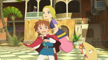 [PS3]Ni no Kuni: Wrath Of The White Witch [RePack] [PAL] [2013|Rus|Eng]