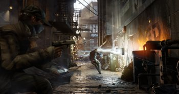 [PS3]Watch Dogs + DLC [EUR/RUS]