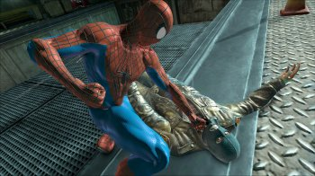 [PS3] The Amazing Spider-Man 2 [EURRUS] [Repack] от Afd