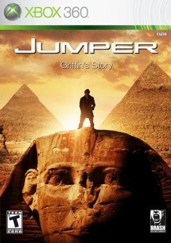 Jumper: Griffin's Story [RUS] XBOX360