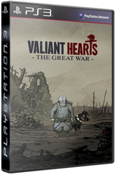 Valiant Hearts: The Great War [EUR/RUS] PS3