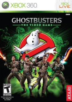 [XBOX360] Ghostbusters: The Video Game [FULL] [RUS] [Repack]