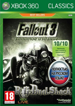 [XBOX360][FULL][DLC]Fallout 3 ������� ������� [RUSSOUND] (����� �� R.G. DShock)