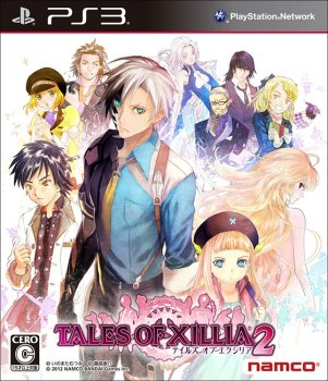 [PS3]Tales of Xillia 2 [USA/ENG]