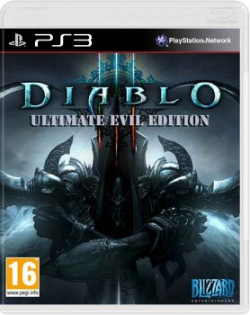 [PS3]Diablo III: Reaper of Souls - Ultimate Evil Edition (2014) PS3 | RiP