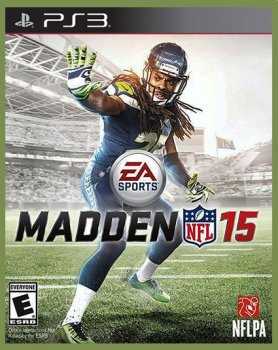 [PS3]Madden NFL 15 [FULL] [ENG] [4.53+]
