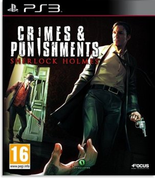 [PS3]Sherlock Holmes: Crimes & Punishments (2014) [USA][ENG][L] [4.60]