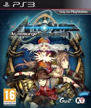 [PS3]Ar nosurge: Ode to an Unborn Star [USA/ENG]