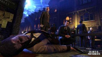 [XBOX360]Sherlock Holmes: Crimes & Punishments (2014) [Region Free][ENG][L] (XGD2) (LT+ 1.9)