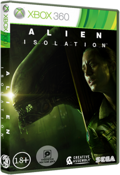 [XBOX360]Alien: Isolation [Region Free/RUSSOUND]