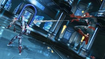 [PS3] Spider-Man: Edge of Time [ENG]