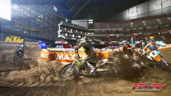 [XBOX360]MX vs ATV: Supercross [Region Free] [ENG]