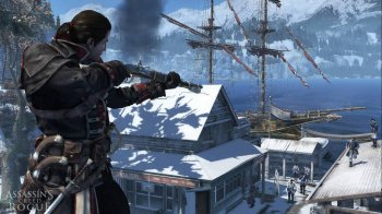 [XBOX360]Assassin's Creed: Rogue | Изгой [Region Free] [ENG]