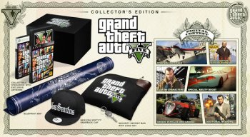 [XBOX360][DLC] GTA V All DLC Collection [RUS]