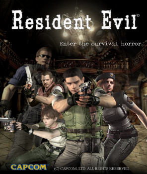 [PS3]Resident Evil HD Remaster [USA/ENG]