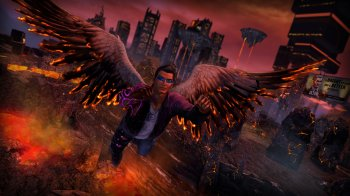 [XBOX360]Saints Row - Gat out of Hell [Region Free/RUS] (XGD3) (LT+2.0)