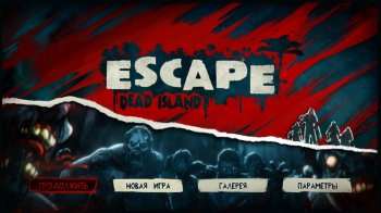 [PS3]Escape Dead Island [USA/RUS]