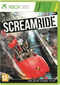 [XBOX360]ScreamRide [Region Free/RUS] (XGD3) (LT+3.0)