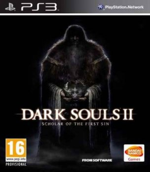 [PS3]Dark Souls II Scholar of the First Sin PS3-DUPLEX